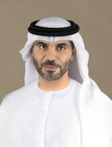 Humaid Matar Al Dhaheri, Group CEO of ADNEC