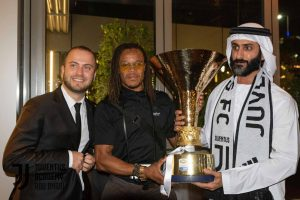 Juventus Legend & Cup Tour in the UAE