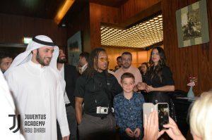 Juventus Legend & Cup Tour in the UAE
